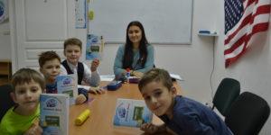 Английский для детей 5-6 лет